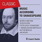 Music according to Shakespeare by Various Artists