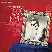 Sings Buddy Holly von Skeeter Davis