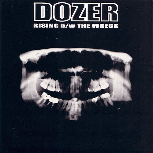 Rising b/w The Wreck by Dozer