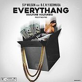 Everythang (Culture Vultures) [feat. B.E.N.Y. Bermuda] by $ip Wilson