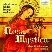 Rosa Mystica by Manuel Tomadin