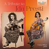 A Tribute to Ida Presti by Cinzia Milani