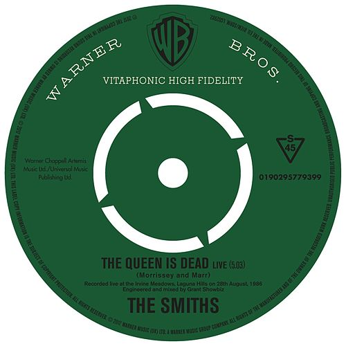The Queen Is Dead (Live) by The Smiths