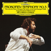 Prokofiev: Symphony No.3, Op.44 / The Love For Three Oranges, Symphonic Suite, Op.33 Bis by Riccardo Chailly