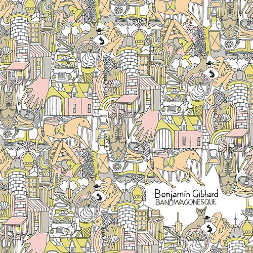 Bandwagonesque by Benjamin Gibbard