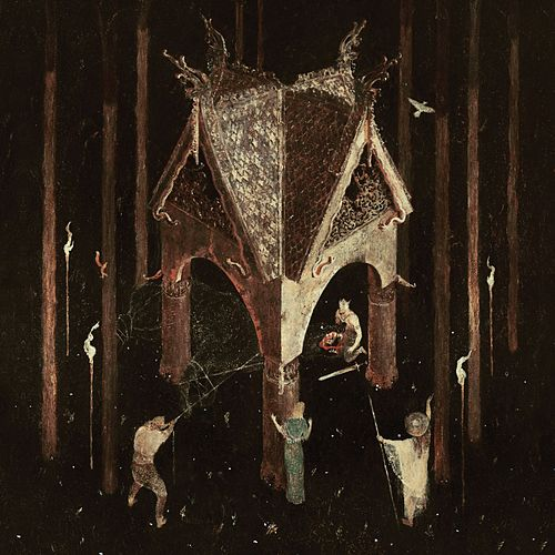 Thrice Woven by Wolves In The Throne Room