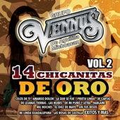 14 Chicanitas De Oro, Vol. 2 by Grupo Vennus