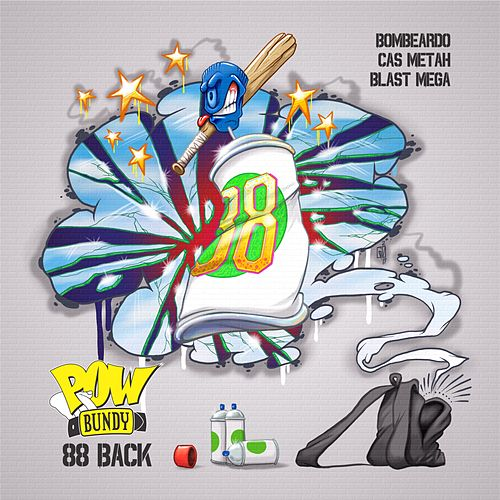 88 Back (feat. Bombeardo, Cas Metah & Blast Mega) by Pow Bundy