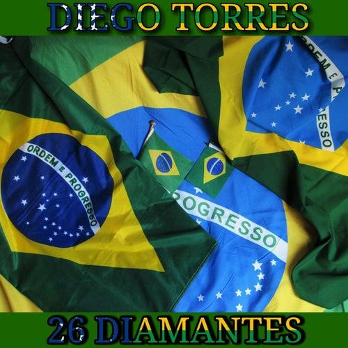 Vinte e Seis Diamantes by Diego Torres