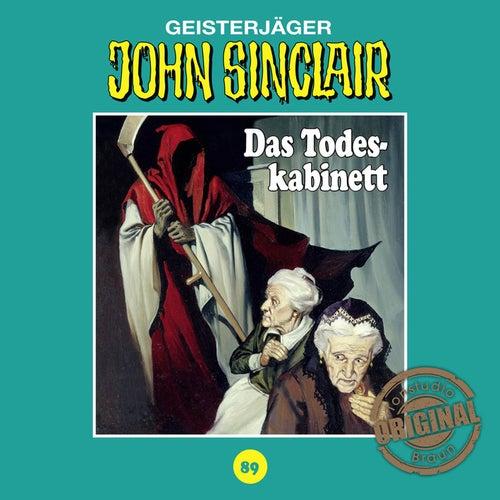 Tonstudio Braun, Folge 89: Das Todeskabinett von John Sinclair