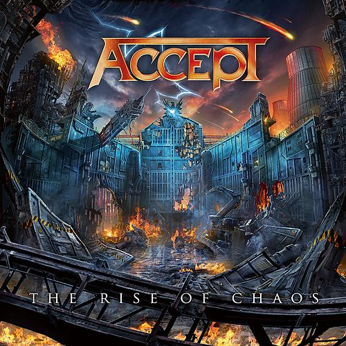 The Rise of Chaos von Accept