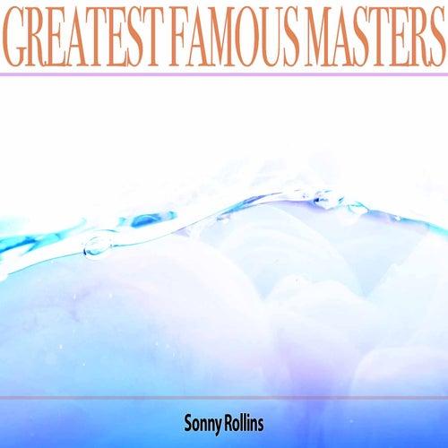 Greatest Famous Masters de Sonny Rollins