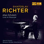 Richter Plays Schubert (Live in Moscow) by Various Artists