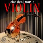 Classical Music - Violin, Vol. 2 von Serhii Bielov