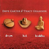 Drum Hat Buddha by Dave Carter