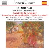Complete Orchestral Works 2 by Joaquin Rodrigo
