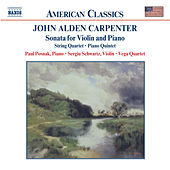 Play & Download Chamber Music by John Alden Carpenter | Napster