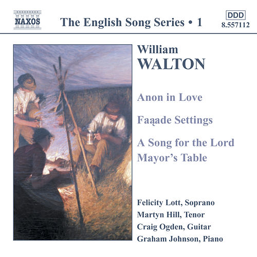 Play & Download The English Song Series 1 by William Walton | Napster