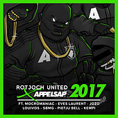 2017 van Rotjoch United X Appelsap