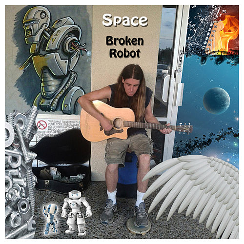 Broken Robot by Space