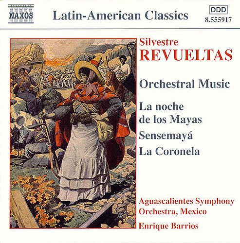 Orchestral Music by Silvestre Revueltas