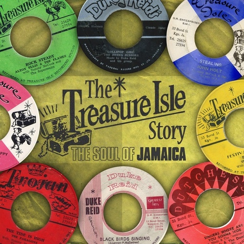 The Treasure Isle Story by Various Artists