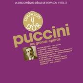 Puccini: Les opéras - La discothèque idéale de Diapason, Vol. 10 by Various Artists