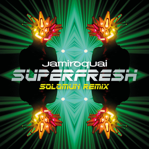 Superfresh (Solomun Remix) by Jamiroquai