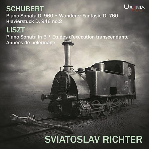 Schubert & Liszt: Piano Works by Sviatoslav Richter