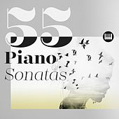 55 Piano Sonatas by Various Artists