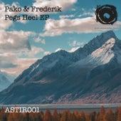 Pegs Heel by Pako And Frederik