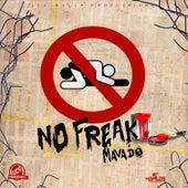 No Freak by Mavado