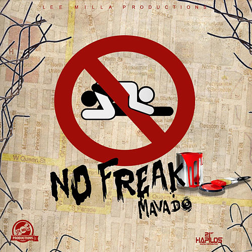 No Freak by Mavado