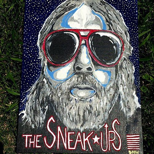 The Sneak Ups by Brian Wright