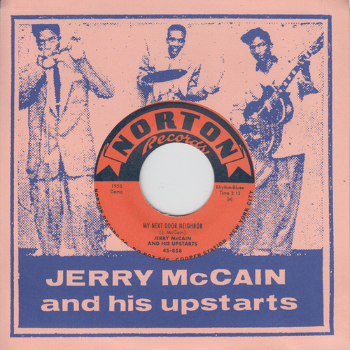 My Next Door Neighbor by Jerry McCain