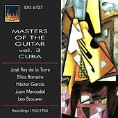 Masters of the Guitar, Vol. 3: Cuba by Various Artists