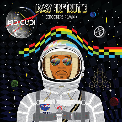 Play & Download Day 'N' Nite (Crookers Remix) by Kid Cudi | Napster