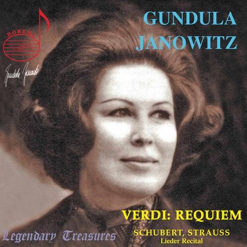 Gundula Janowitz Vol. 1 by Various Artists