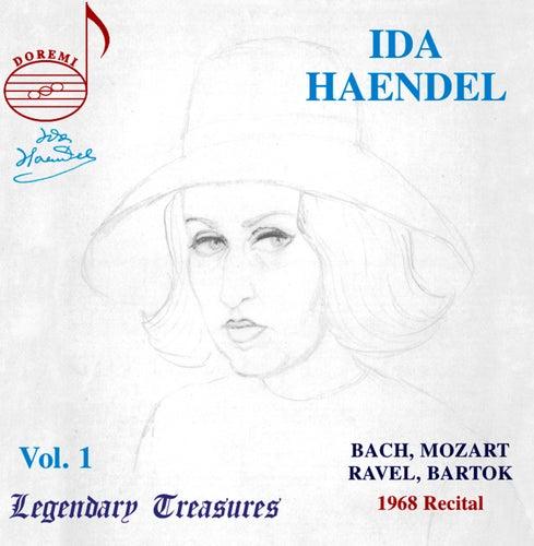 Ida Haendel, Vol. 1 by Ida Haendel