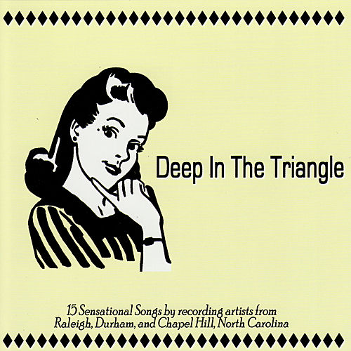 Deep In The Triangle by Various Artists