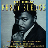 Play & Download The Great Percy Sledge by Percy Sledge | Napster