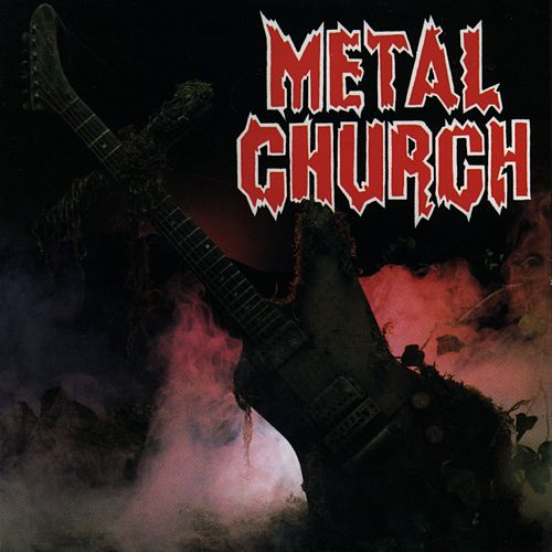 Metal Church by Metal Church
