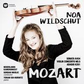 Mozart: Violin Concerto No. 5, Violin Sonata No. 32 & Adagio by Noa Wildschut