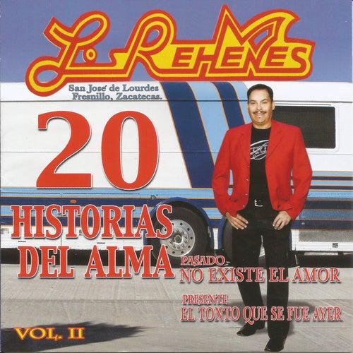 20 Historias del Alma, Vol. 2 by Los Rehenes