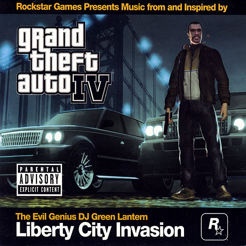 Play & Download Grand Theft Auto IV: Liberty City Invasion by Various Artists | Napster