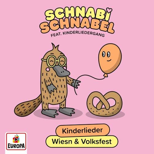 Kinderliederzug - Karussellfahrt von Lena, Felix & die Kita-Kids