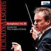 Shostakovich: Symphony No. 10 by Tokyo Symphony Orchestra