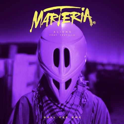 Aliens (Hell Yes RMX) von Marteria