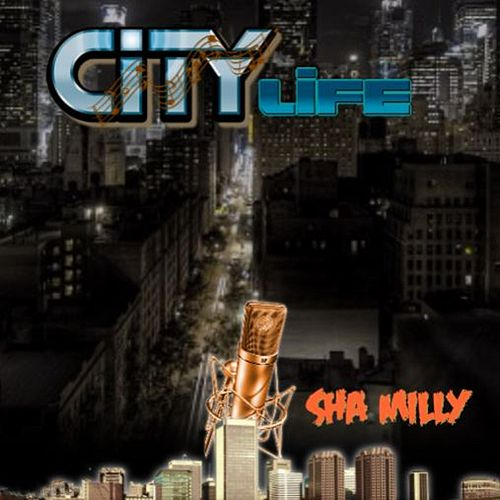 City Life by Sha Milly