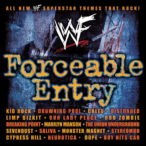 Play & Download WWF Forceable Entry by Various Artists | Napster